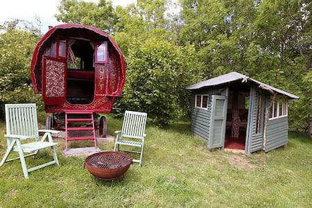 Gypsy caravan, Nr Dartmoor - Other