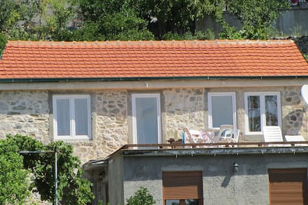 Apartments in Montenegro Stari Bar - House