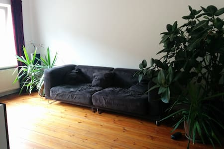 Comfortable, nice and quiet appartement just around the corner of the