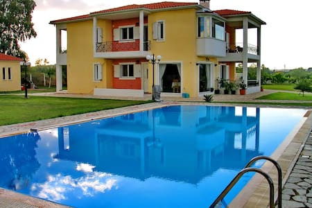 Villa Giannopoulos - Τραγανό Αγίου Ιωάννου - Vila