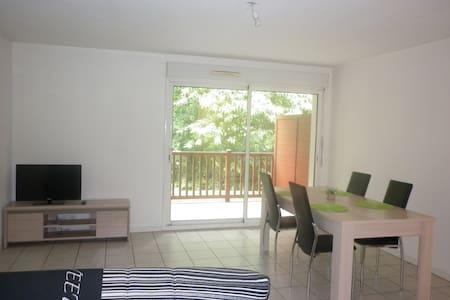 Appartement T2 proche du centre - Cambo-les-Bains