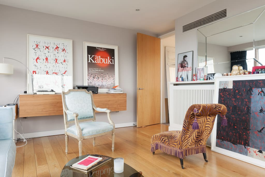 Dbl room in Penthouse-City center
