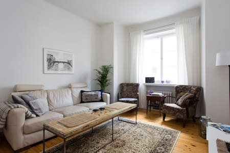 Stylish, 48m2 apartment in Kallio! - Helsinki - Wohnung