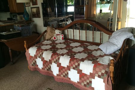 Lakefront room in the Finger Lakes - Canandaigua - Ev