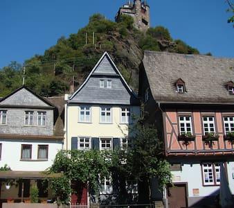 Ferienwohnung Greiff - Sankt Goarshausen - Wohnung