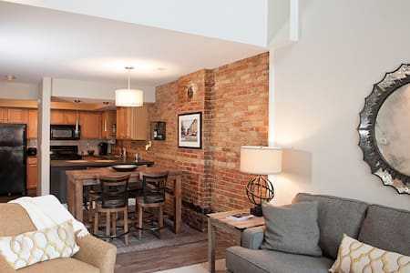 Condo downtown Grand Rapids - Grand Rapids - Condominium