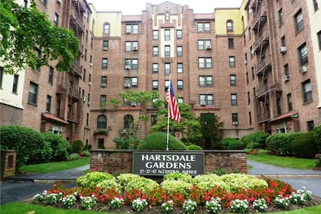 Parking, close2train, Greatlocation - Hartsdale - Appartamento