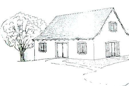 Maison typique, pleine de charme - Lacave