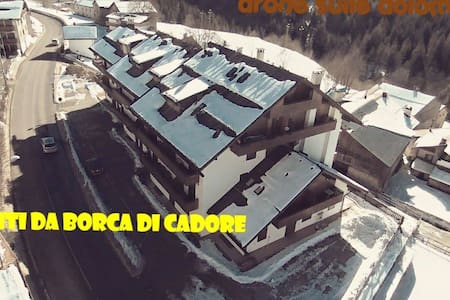 APPARTAMENTO  IN BORCA DI CADORE - Apartment