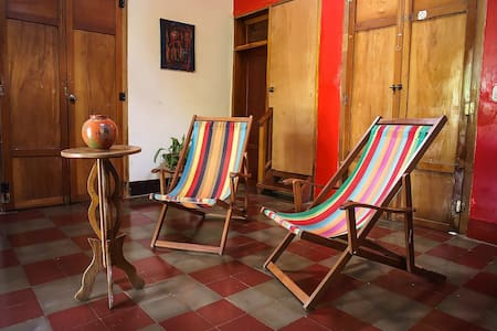 Tropical Room, Casa del Poeta. - Bed & Breakfast