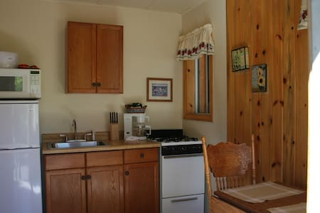 Cabin #2 - Studio for 2 - Lakeview - Cabin