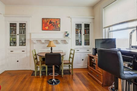 Harvard Sq Apt: convenient, bright - Cambridge - Appartement