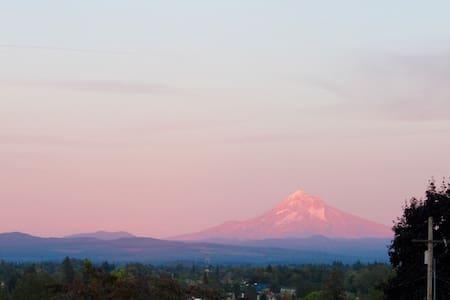 Portland Peaks