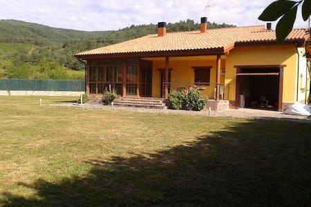 ALQUILER CASA EN CAMINO DE SANTIAGO - Haus