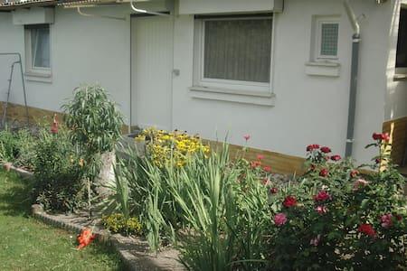 Gemütliches Ferienhaus bei Winklers - Rumah
