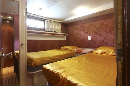 bateau logement 1/2 paris - disney - Torcy