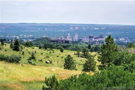 Rustic Western with Broadmoor Views, WOW! - House