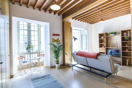 Luminoso apartamento en Málaga - Apartamento