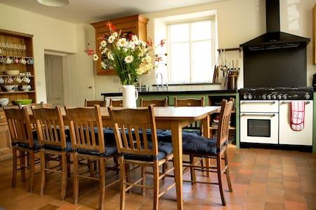 Penylan farmhouse Holiday Home - Meifod