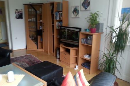 Altbau-wohnung (Etage in Villa) - Gmunden - Apartment