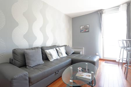 Stylish apartment with nice balcony - Apartment