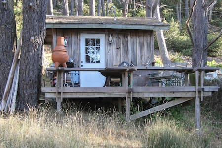 The Well House - Jenner - Cabin