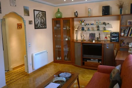 Beautiful flat in Haro / Rioja - Appartement