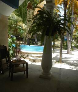 Posada Alemania Caribe - Zimmer/Bad - Chichiriviche - Huis