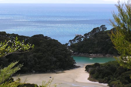 Golden Bay by the Sea! - Rangihaeata - Hus