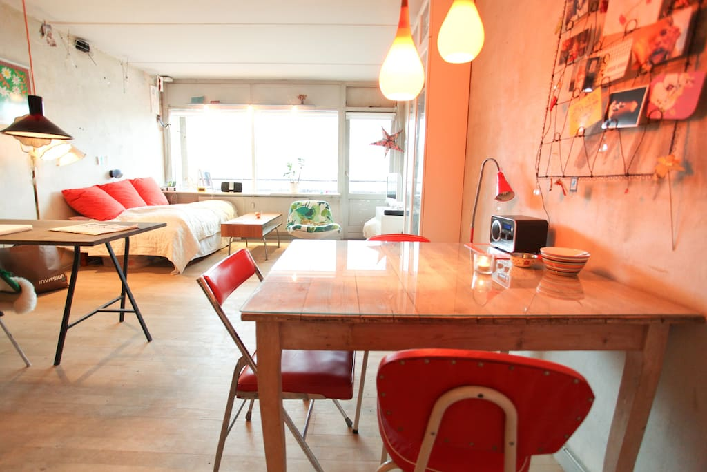 Newyorker apartment in central CPH?