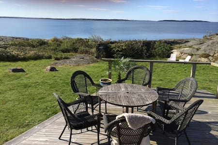 Fantastic living right at the sea! - Kungsbacka S - House