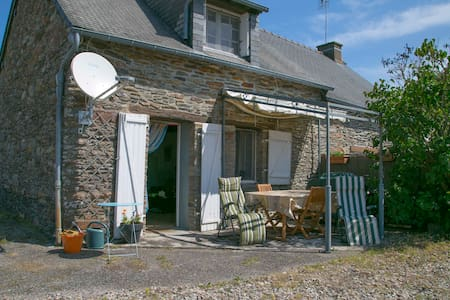 Charming 2 bed cottage in Brittany - Rumah