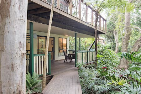 Peaceful, Luxurious Rainforest Stay - Goonellabah - Apartemen