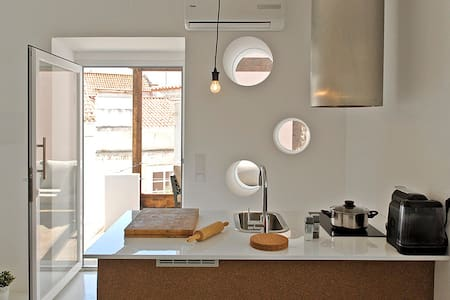 Casa Miradouro - Setúbal - Apartment