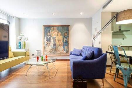 LUXURY DESIGNER FLAT 2 Bedroom. - Apartment