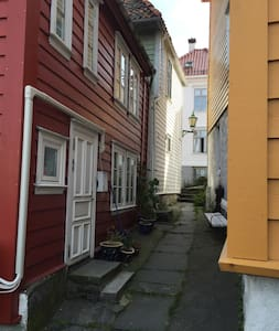 Charming House in center Bergen