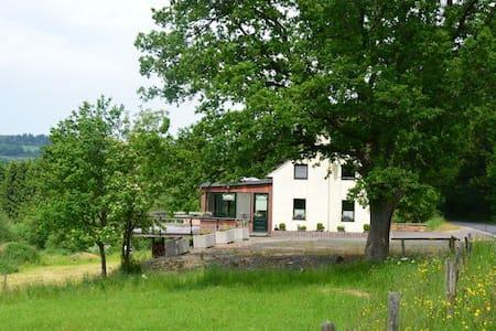 La maison du bois - Ház
