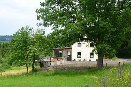 La maison du bois - Malmedy - Haus