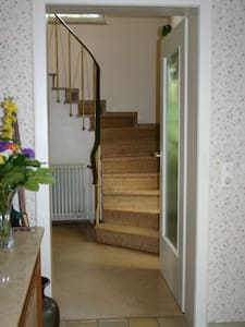 Two rooms near High School Pforzheim - Pforzheim - Talo