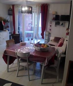 Appartement calme et clair - Lägenhet