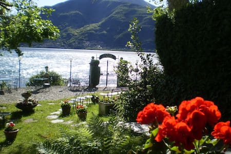 B&B La felice lake front - Pianello del Lario - Bed & Breakfast