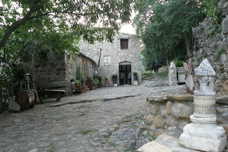 Masía Catalana en la Garrotxa - I - Sadernes - Bed & Breakfast