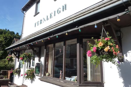 Std. Double Room - Fernleigh B&B - Lynton - Bed & Breakfast