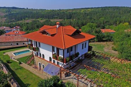 VILA DIABORA ARBANASI/V. TARNOVO - Arbanasi - Villa