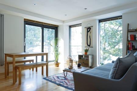 Modern, Zen 2 Bed Flat w/ Dock View - Londres - Departamento