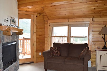 Walk to Slopes, Lodge-style 1bd/1ba - Keystone