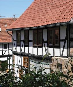 Öko-Ferienwohnung Edertal - Edertal - Apartament