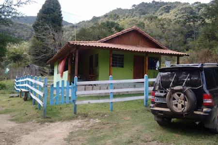 TRAVESSIA SERRA NEGRA X ITAMONTE - Casa