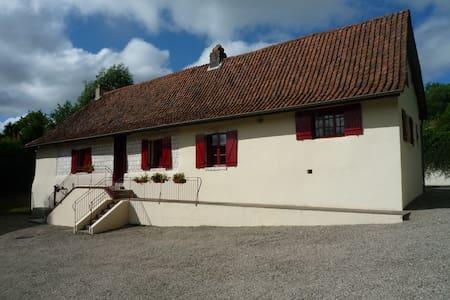 Farmhouse In Cavron-Saint-Martin - Cavron-Saint-Martin - Rumah