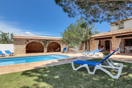 Villa Canor - Big country Villa with pool - Talo